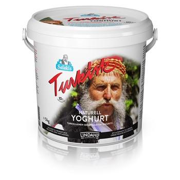 Laktosfri Turkisk Yoghurt 5kg
