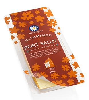 Port Salut mild 33% skivad