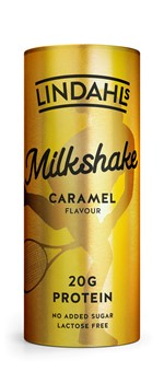 Protein Milkshake Caramel