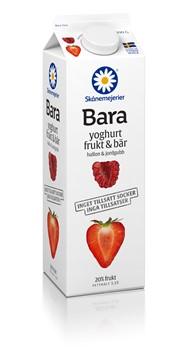 Bara Yoghurt & Frukt Hallon & Jordg