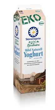 Yoghurt Mild naturell 3% KRAV