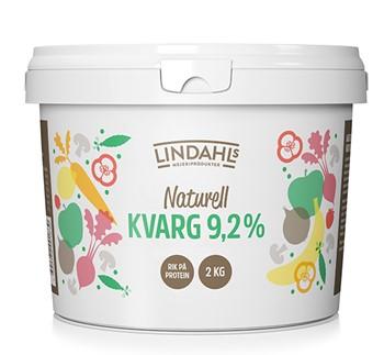 Kvarg 2 kg 9,2%