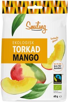 Torkad Mango Fairtrade EKO