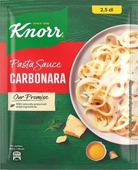 Carbonara pastasås
