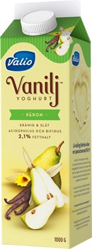 valio yoghurt vanilj